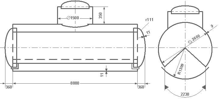 что первой железнодорожная цистерна 50 кубов размеры рекомендуем